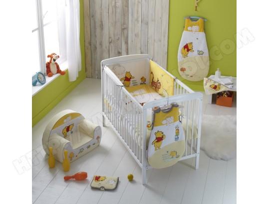 tour de lit bébé winnie pas cher Tour de lit bébé BABYCALIN Tour de lit Winnie Pas Cher | UBALDI.com tour de lit bébé winnie pas cher