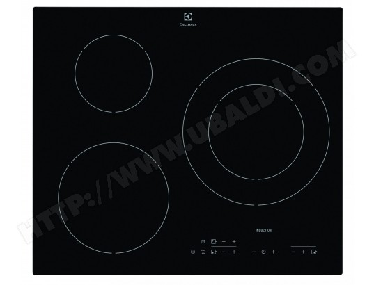 electrolux e6113hik plaque induction pas cher. Black Bedroom Furniture Sets. Home Design Ideas