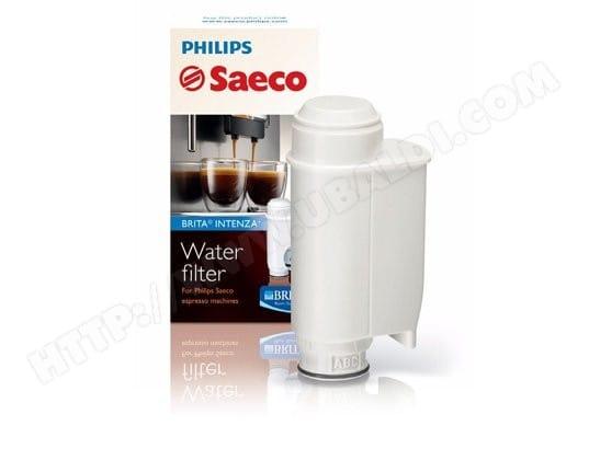 Filtre à eau pour cafetière SAECO CA6702/00 Filtre Brita Intenza Plus