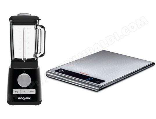 Blender MAGIMIX 11610 + Balance culinaire