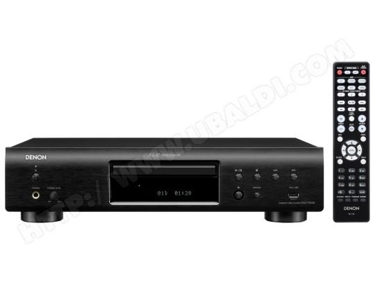 Lecteur CD DENON DCD-720 Noir