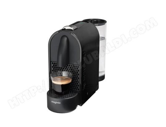Nespresso MAGIMIX 11340 U M130 Noir