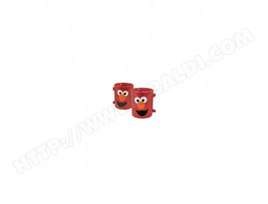 1 rue Sésame - Mug porcelaine Elmo UNITED LABELS MA-53CA2691RUE-B8TQH
