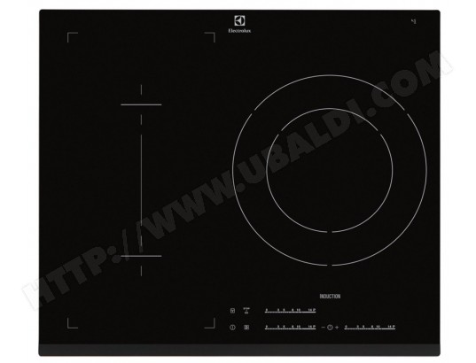 Plaque induction ELECTROLUX E6003IFK