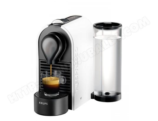 Nespresso KRUPS YY1301FD U Pure White