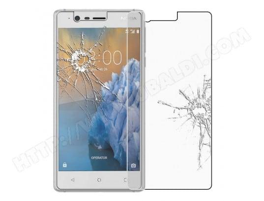 pour Nokia 3 - Film protection écran en VERRE Trempé - Vitre protecteur anti casse, anti-rayure EBESTSTAR MA-18CA500POUR-XZKJL