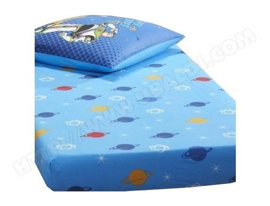 drap housse toy story Drap housse CTI Dh 90x190 Toy Story Flipper Pas Cher | UBALDI.com drap housse toy story