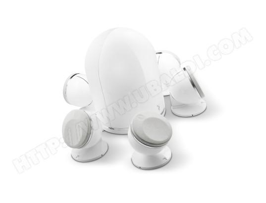 Pack d'enceintes Home Cinema FOCAL Pack Dôme 5.1 Diamond White
