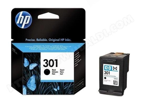 Cartouche d'encre HP HP301 noire