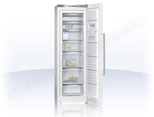 Congélateur armoire SIEMENS GS36NAW31