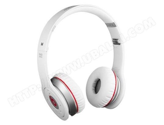 Beats Wireless By Dr Dre Blanc Casque Sans Fil Livraison Gratuite