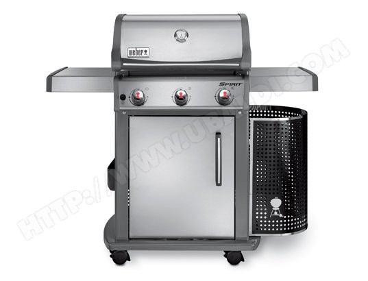 weber spirit premium s 310 inox pas cher barbecue gaz. Black Bedroom Furniture Sets. Home Design Ideas