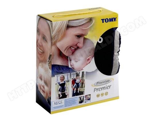 cbe9b110e73f Porte bébé ventral TOMY Freestyle Premier Plus Pas Cher   UBALDI.com