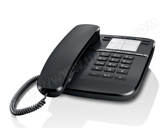 Téléphone filaire SIEMENS GIGASET DA410