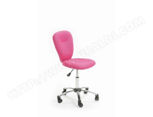 Chaise de bureau interlink pezzi chaise de bureau rose pas cher