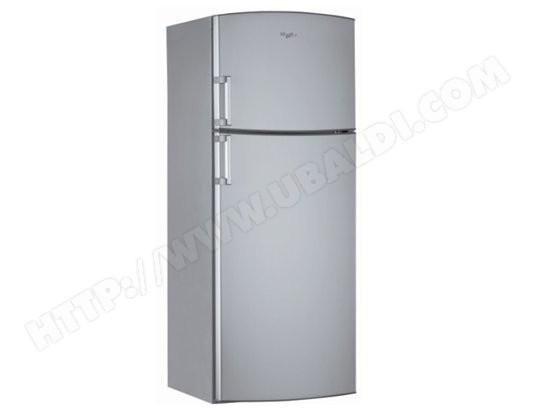 Réfrigérateur congélateur haut WHIRLPOOL WTE2922A+NFTS