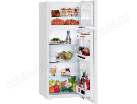 Réfrigérateur congélateur haut LIEBHERR CTP230