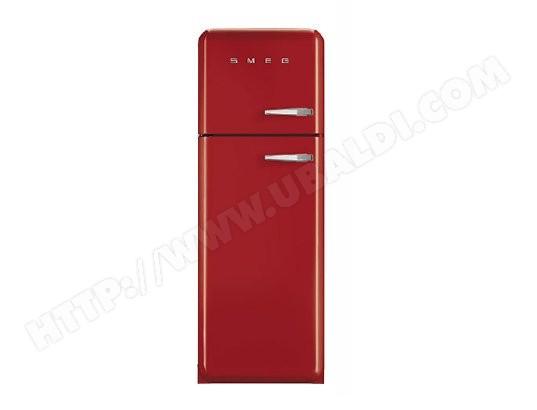 Réfrigérateur congélateur haut SMEG FAB30LR1