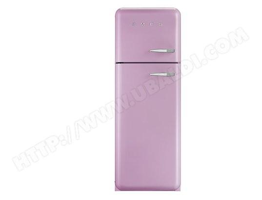 Réfrigérateur congélateur haut SMEG FAB30LRO1