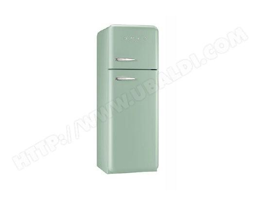 Réfrigérateur congélateur haut SMEG FAB30RV1