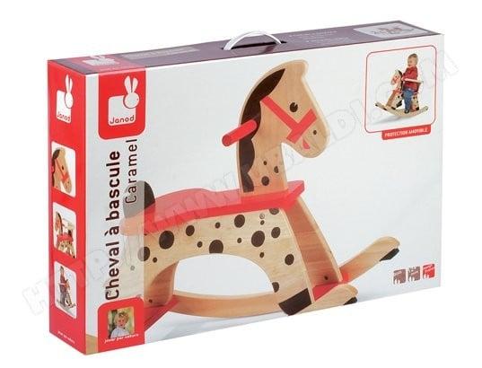 Cheval à bascule JANOD Caramel - J05984 Pas