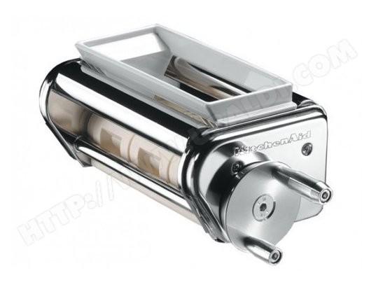Accessoire robot KITCHENAID 5KRAV Rouleau à pâte pour ravioli