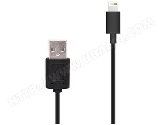 Câble USB MUVIT Lightning made for iPhone Apple Lightning