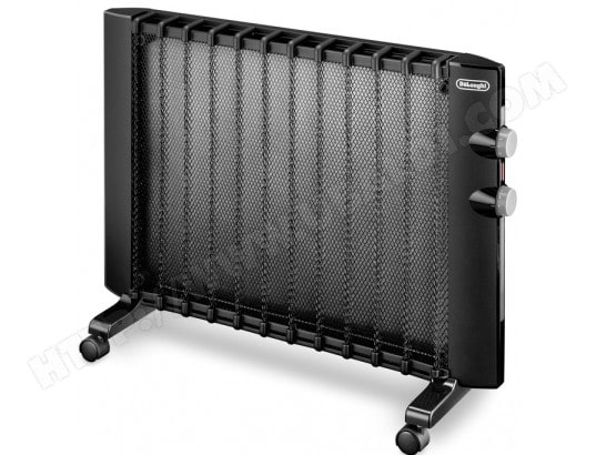 radiateur rayonnant delonghi panneau rayonnant 1500w pas. Black Bedroom Furniture Sets. Home Design Ideas