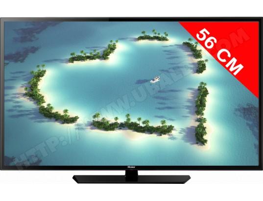 haier le22m600cf tv led full hd 56 cm livraison gratuite. Black Bedroom Furniture Sets. Home Design Ideas