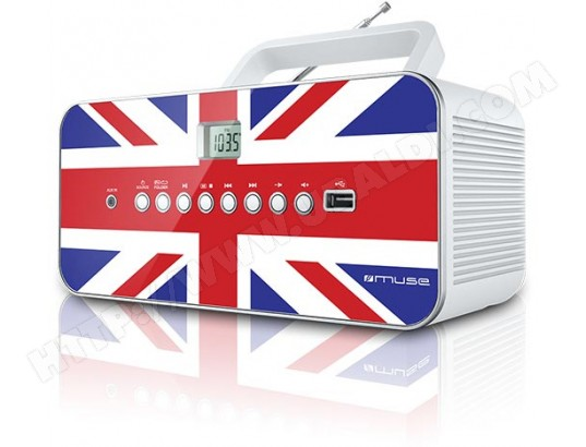 Radio CD MUSE M-28 UK