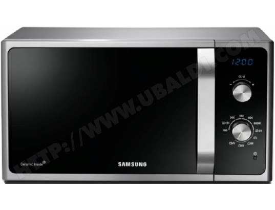 Samsung mg23f301efs ef pas cher micro ondes grill samsung livraison gratuite - Samsung micro ondes grill ...