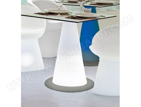 Table de salle à manger NEWGARDEN Table lumineuse Itaca