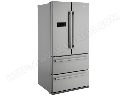 beko gne60520x pas cher r frig rateur 4 portes beko. Black Bedroom Furniture Sets. Home Design Ideas