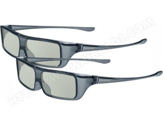Lunettes 3D PANASONIC TY-EP3D20E (pack de 2 paires)