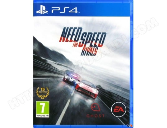Jeu PS4 ELECTRONIC ARTS Need For Speed Rivals PS4