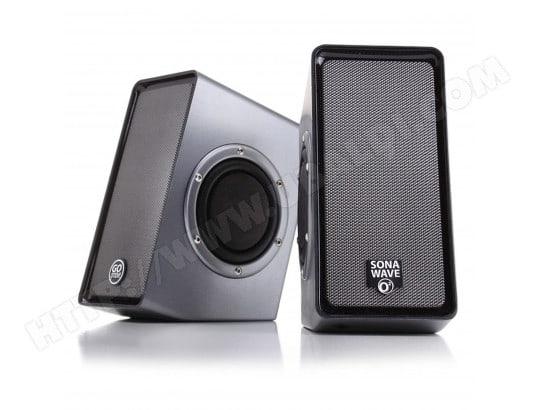 GOgroove SonaVERSE O2 Haut-parleurs / Enceintes PC Multimédia ACCESSORY POWER MA-46CA30_GOGR-S0MI7
