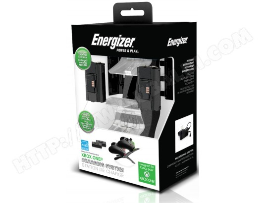 chargeur batterie xbox one energizer