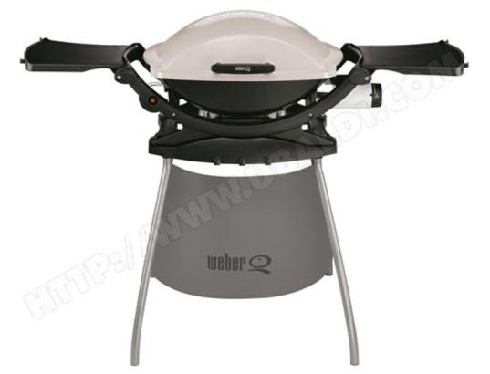weber q 200 stand pas cher barbecue gaz livraison gratuite. Black Bedroom Furniture Sets. Home Design Ideas