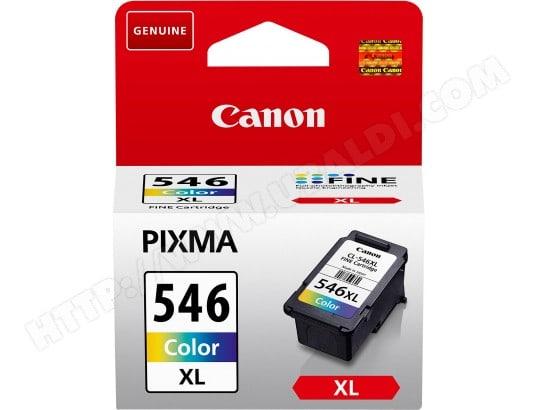 Cartouche d'encre CANON CL-546XL