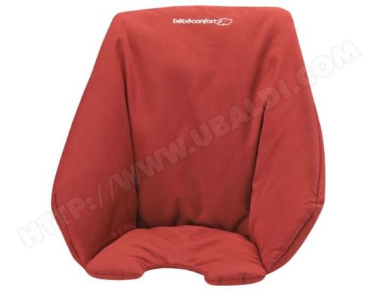 Coussin chaise haute bebe confort r ducteur chaise keyo fancy red pas cher - Coussin reducteur chaise haute ...
