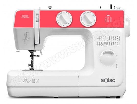 Machine à coudre SOLAC SW8240