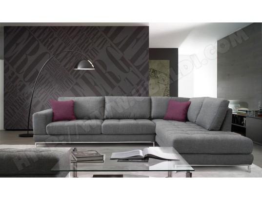 canap tissu ub design canap d 39 angle droit monika pas. Black Bedroom Furniture Sets. Home Design Ideas