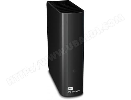 Disque dur externe WESTERN DIGITAL WDBWLG0020HBK-EESN Elements 2000 Go