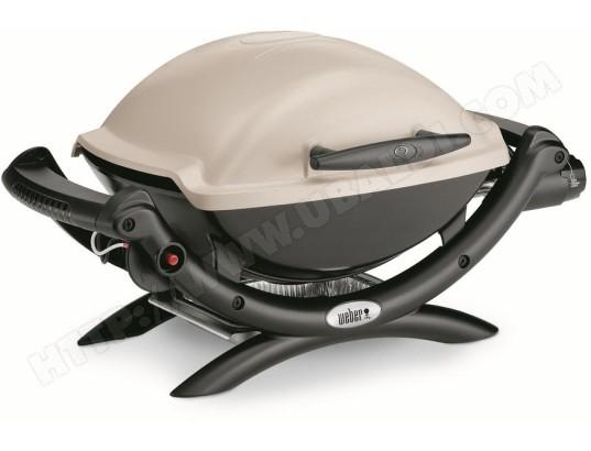Barbecue gaz WEBER Q1000 Titanium