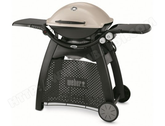 weber q 3000 titanium pas cher barbecue gaz livraison. Black Bedroom Furniture Sets. Home Design Ideas