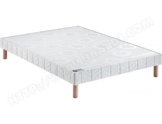 sommier 140 x 190 bultex confort ferme 140x190 14 cm coutil 1591w pas cher. Black Bedroom Furniture Sets. Home Design Ideas