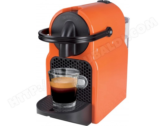 Nespresso MAGIMIX 11352 INISSIA orange