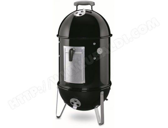 Fumoir WEBER Smokey Mountain Cooker 37 cm Black 711004