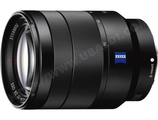 Objectif Hybride SONY SEL2470Z - 24-70 mm f/4 Carl Zeiss