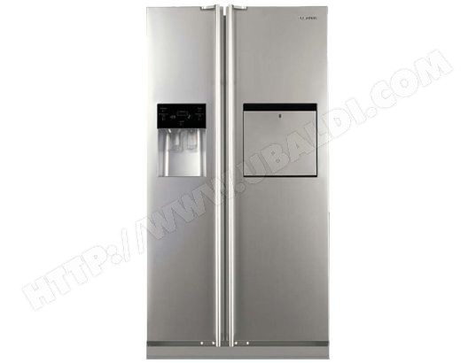 frigo americain samsung inox anti trace. Black Bedroom Furniture Sets. Home Design Ideas